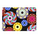 Colorful Retro Circular Pattern Samsung Galaxy Tab Pro 12.2 Hardshell Case View1