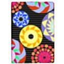Colorful Retro Circular Pattern iPad Mini 2 Flip Cases View1