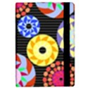 Colorful Retro Circular Pattern iPad Mini 2 Flip Cases View2