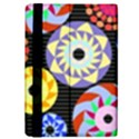 Colorful Retro Circular Pattern iPad Mini 2 Flip Cases View4
