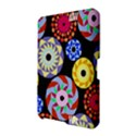 Colorful Retro Circular Pattern Amazon Kindle Fire (2012) Hardshell Case View2