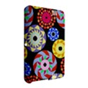 Colorful Retro Circular Pattern Amazon Kindle Fire (2012) Hardshell Case View3