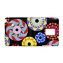 Colorful Retro Circular Pattern Samsung Galaxy Note 4 Hardshell Case View1