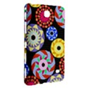 Colorful Retro Circular Pattern Samsung Galaxy Tab 4 (7 ) Hardshell Case  View3