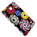 Colorful Retro Circular Pattern Samsung Galaxy Tab 4 (7 ) Hardshell Case  View5