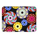 Colorful Retro Circular Pattern Samsung Galaxy Tab 4 (10.1 ) Hardshell Case  View1