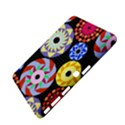 Colorful Retro Circular Pattern Samsung Galaxy Tab 4 (10.1 ) Hardshell Case  View4