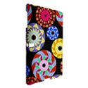 Colorful Retro Circular Pattern Samsung Galaxy Tab S (10.5 ) Hardshell Case  View3