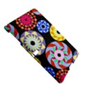 Colorful Retro Circular Pattern Samsung Galaxy Tab S (10.5 ) Hardshell Case  View5