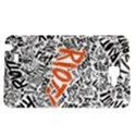 Paramore Is An American Rock Band Samsung Galaxy Note 1 Hardshell Case View1