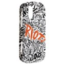 Paramore Is An American Rock Band HTC Amaze 4G Hardshell Case  View2