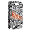 Paramore Is An American Rock Band Samsung Galaxy Note 2 Hardshell Case View2