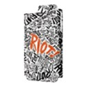 Paramore Is An American Rock Band Apple iPhone 5 Hardshell Case (PC+Silicone) View3