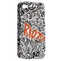 Paramore Is An American Rock Band Apple iPhone 4/4S Hardshell Case (PC+Silicone) View2