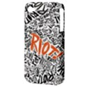 Paramore Is An American Rock Band Apple iPhone 4/4S Hardshell Case (PC+Silicone) View3