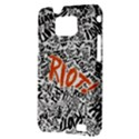 Paramore Is An American Rock Band Samsung Galaxy S II i9100 Hardshell Case (PC+Silicone) View3
