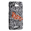 Paramore Is An American Rock Band HTC Butterfly X920E Hardshell Case View2