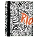 Paramore Is An American Rock Band Samsung Galaxy Tab 8.9  P7300 Flip Case View3