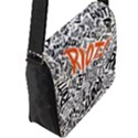 Paramore Is An American Rock Band Flap Messenger Bag (L)  View2