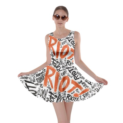Paramore Is An American Rock Band Skater Dress