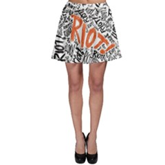 Paramore Is An American Rock Band Skater Skirt