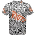 Paramore Is An American Rock Band Men s Cotton Tee View1