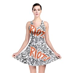 Paramore Is An American Rock Band Reversible Skater Dress