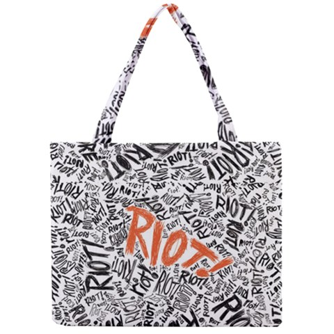 Paramore Is An American Rock Band Mini Tote Bag