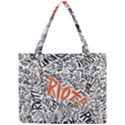 Paramore Is An American Rock Band Mini Tote Bag View1