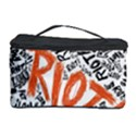 Paramore Is An American Rock Band Cosmetic Storage Case View1