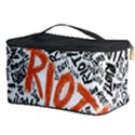 Paramore Is An American Rock Band Cosmetic Storage Case View3