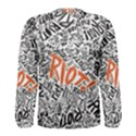 Paramore Is An American Rock Band Men s Long Sleeve Tee View2
