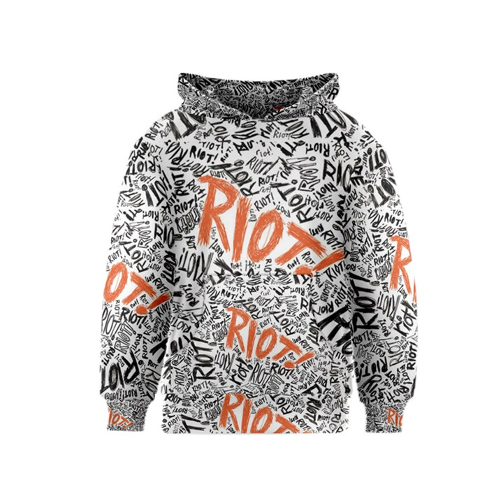 Paramore Is An American Rock Band Kids  Pullover Hoodie