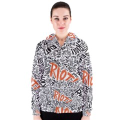 Paramore Is An American Rock Band Women s Zipper Hoodie