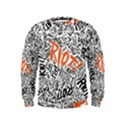 Paramore Is An American Rock Band Kids  Sweatshirt View1