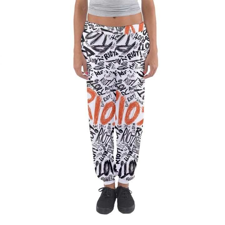 Paramore Is An American Rock Band Women s Jogger Sweatpants