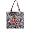Paramore Is An American Rock Band Zipper Grocery Tote Bag View2