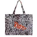 Paramore Is An American Rock Band Zipper Mini Tote Bag View1