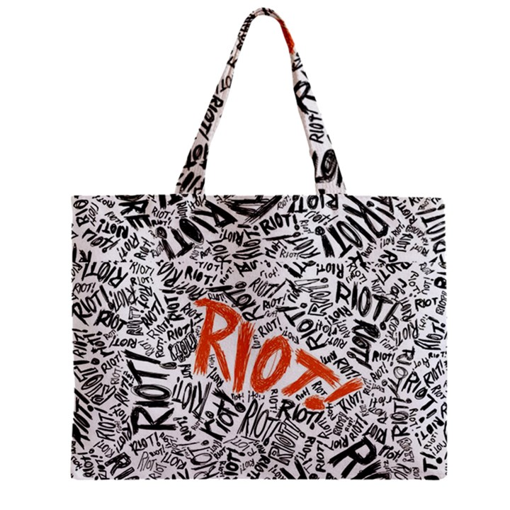 Paramore Is An American Rock Band Zipper Mini Tote Bag