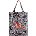 Paramore Is An American Rock Band Zipper Classic Tote Bag View1