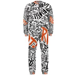 Paramore Is An American Rock Band OnePiece Jumpsuit (Men)