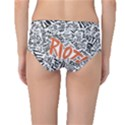 Paramore Is An American Rock Band Mid-Waist Bikini Bottoms View2