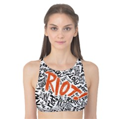 Paramore Is An American Rock Band Tank Bikini Top