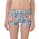 Paramore Is An American Rock Band Reversible Boyleg Bikini Bottoms View1