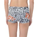 Paramore Is An American Rock Band Reversible Boyleg Bikini Bottoms View2