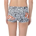 Paramore Is An American Rock Band Reversible Boyleg Bikini Bottoms View4