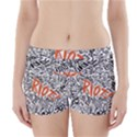 Paramore Is An American Rock Band Boyleg Bikini Wrap Bottoms View1