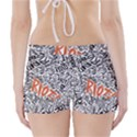 Paramore Is An American Rock Band Boyleg Bikini Wrap Bottoms View2