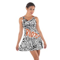 Paramore Is An American Rock Band Cotton Racerback Dress