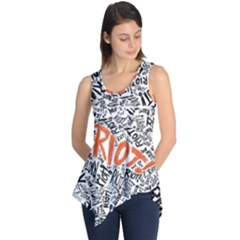 Paramore Is An American Rock Band Sleeveless Tunic